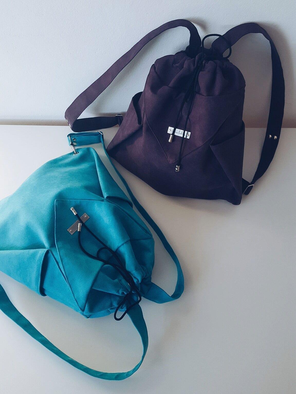 ORIGAMI Backpack_Melanzana (5)