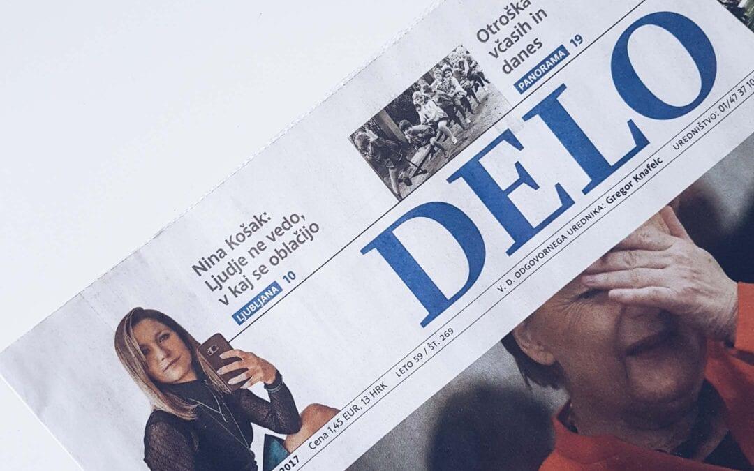 DELO Magazine