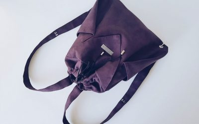 Origami BACKPACK / Melanzana