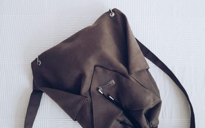 Origami BACKPACK / Sandy
