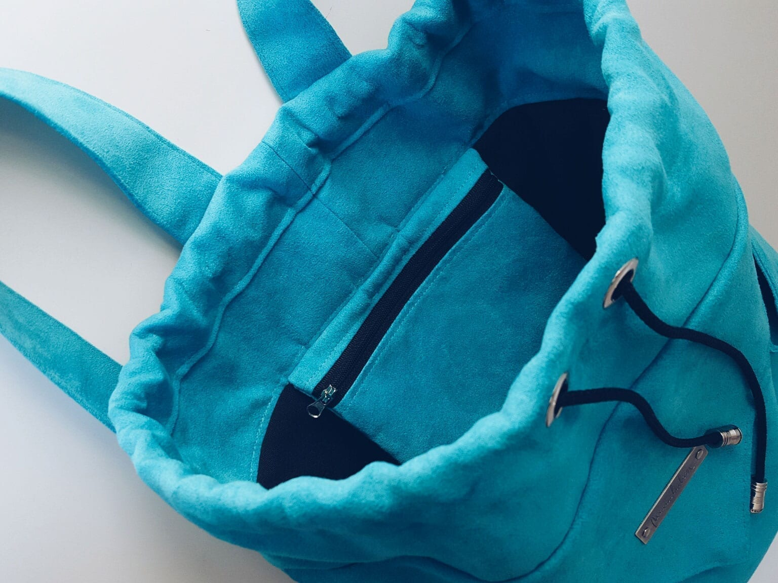 ORIGAMI Backpack_Turquoise (3)