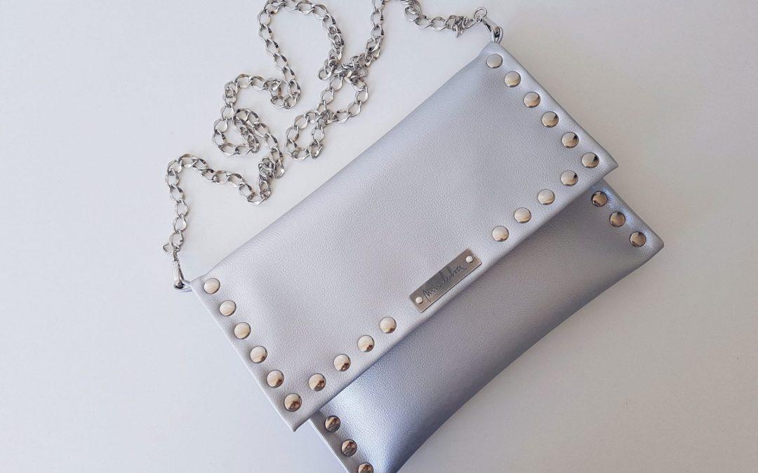 Clutch BAG / Silver